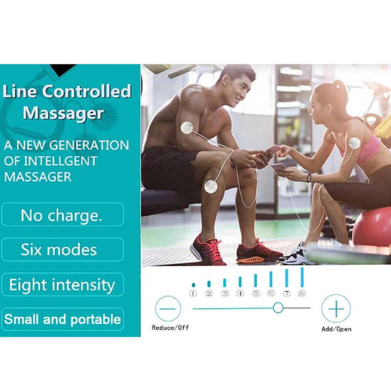 Line-Controlled-Physiotherapy-Massager