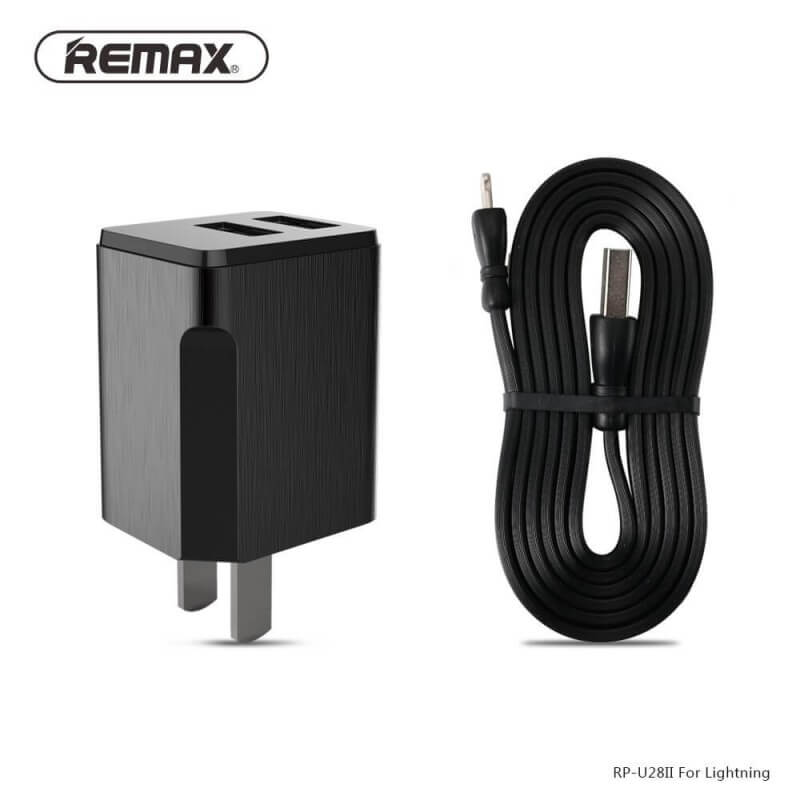Remax RP-U28II Elite Set Charger with Micro USB Cable