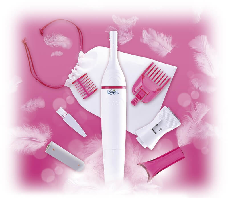 Veet Sensitive Precision Hair Removal Beauty Styler