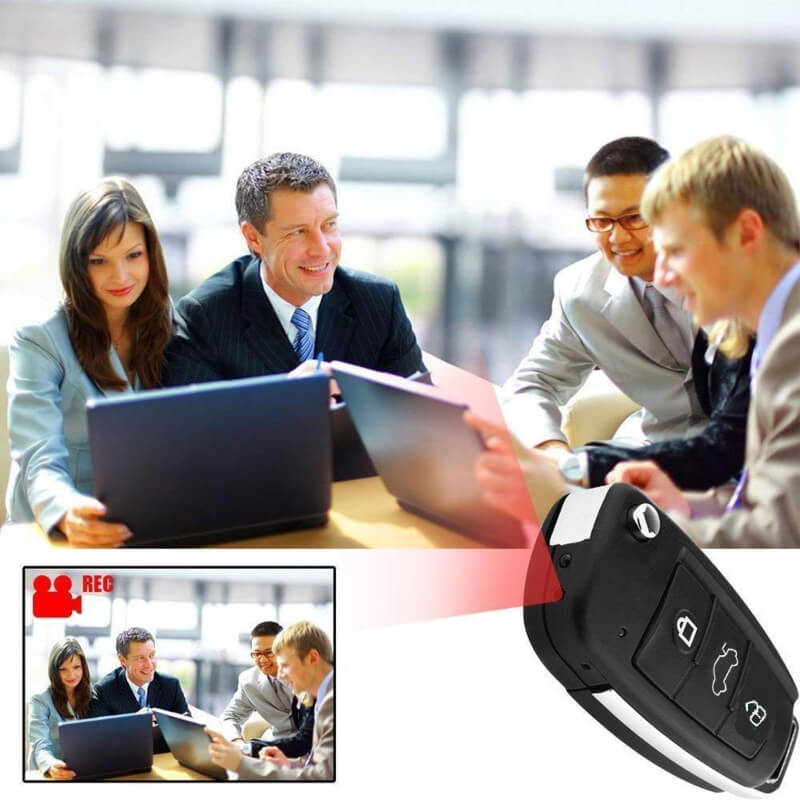 Car Keychain Camera with Night Vision S820