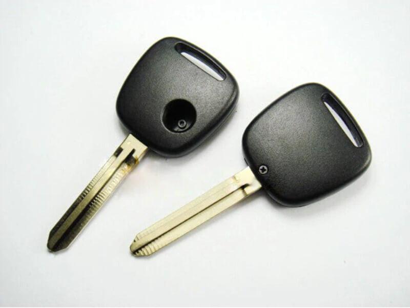 1 Button Remote Key Shell Suzuki