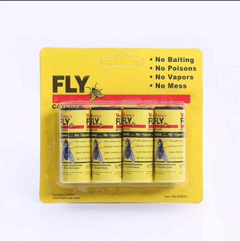 4-rolls-pack-sticky-fly-paper-eliminate-flies