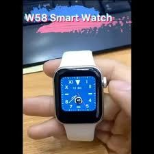 W58 Smart Mobile Watch Fitness Health Braclet Band