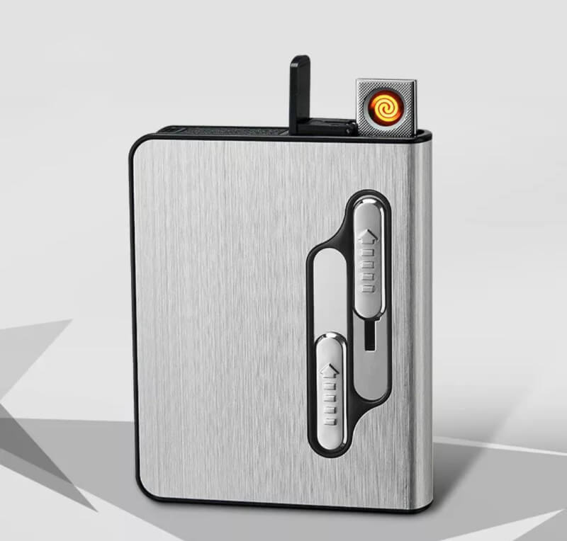 portable-usb-electronic-cigarette-case-with-lighter