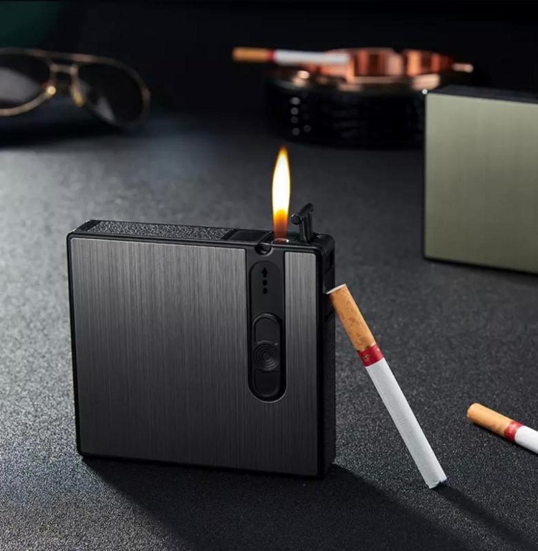 portable-lighter-push-cigarette-holder