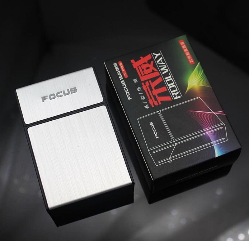 High Capacity Cigarette Storage Box