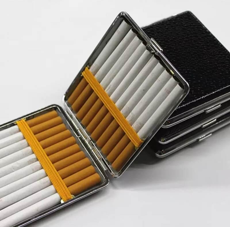 leather-black-cigarette-storage-box