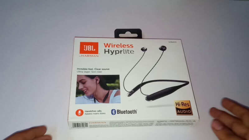JBL WIRELESS HYPERLITE