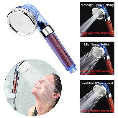 Shower Head Filter Ionic Shower Head