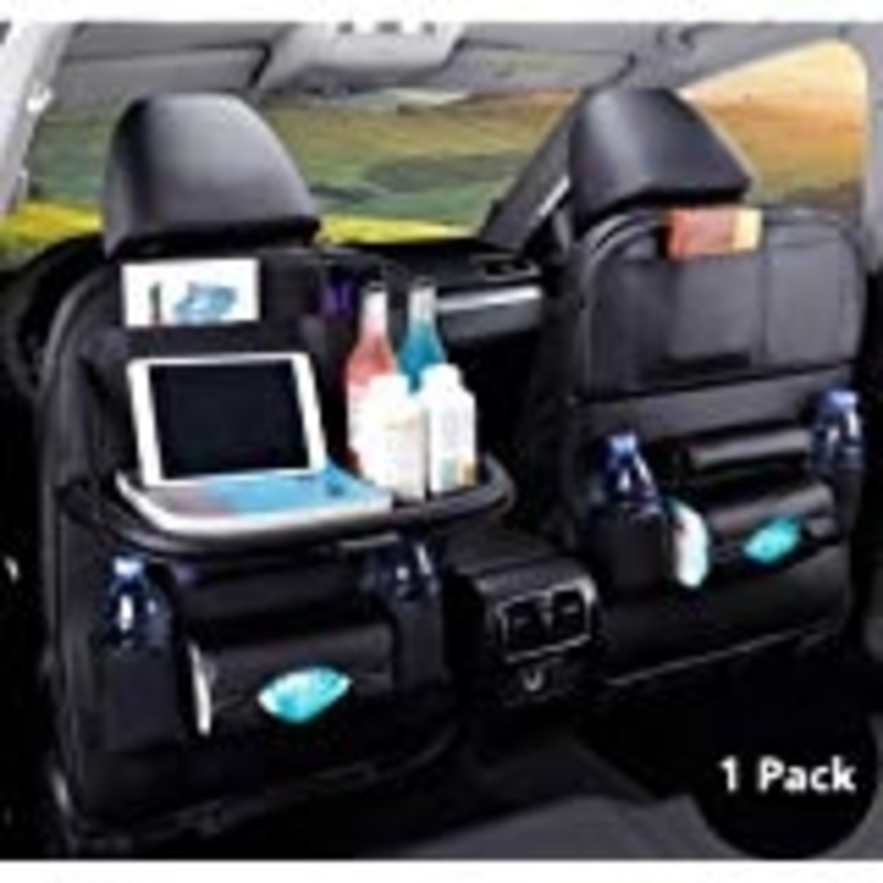 Car Seat Organiser w/Tray Table