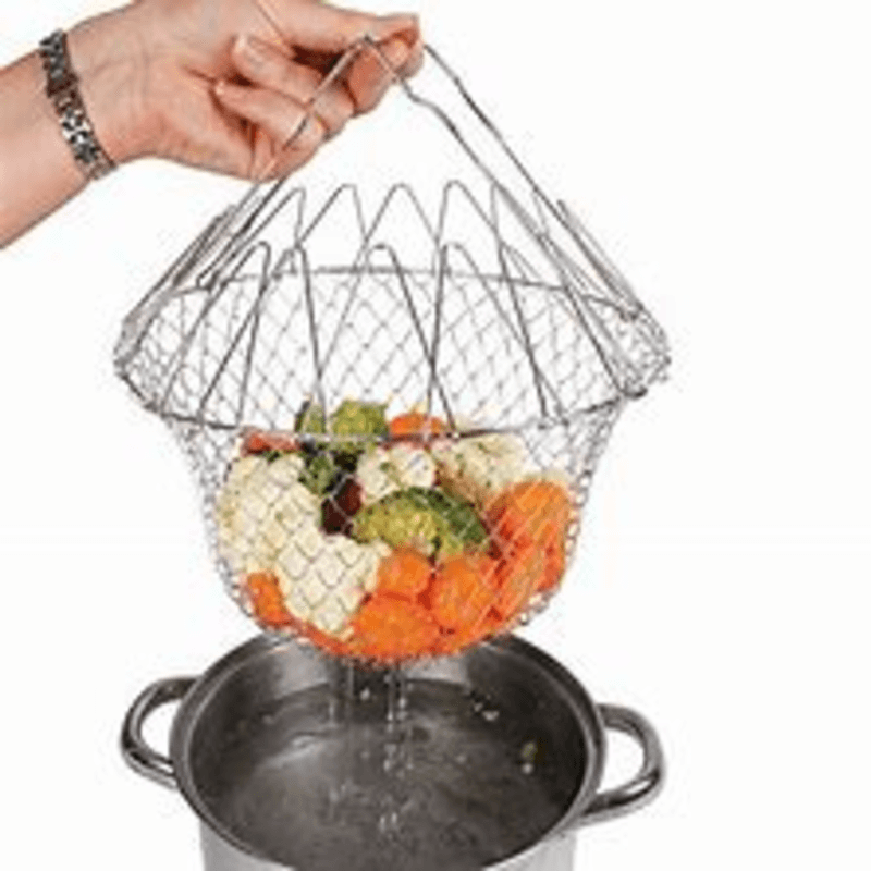 foldable-steam-rinse-deep-fry-chef-basket
