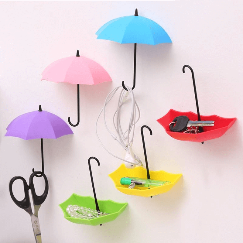 umbrella-shape-key-chain-holder