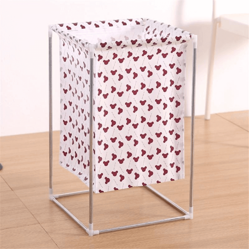 foldable-laundry-basket-and-stand