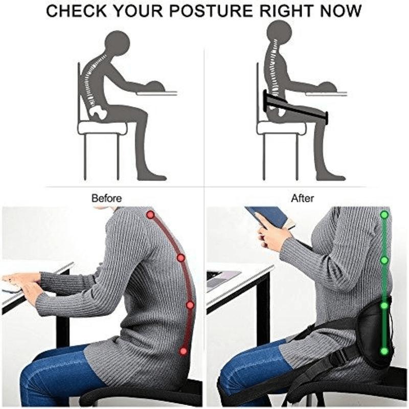 Lower Back Support Posture Belt