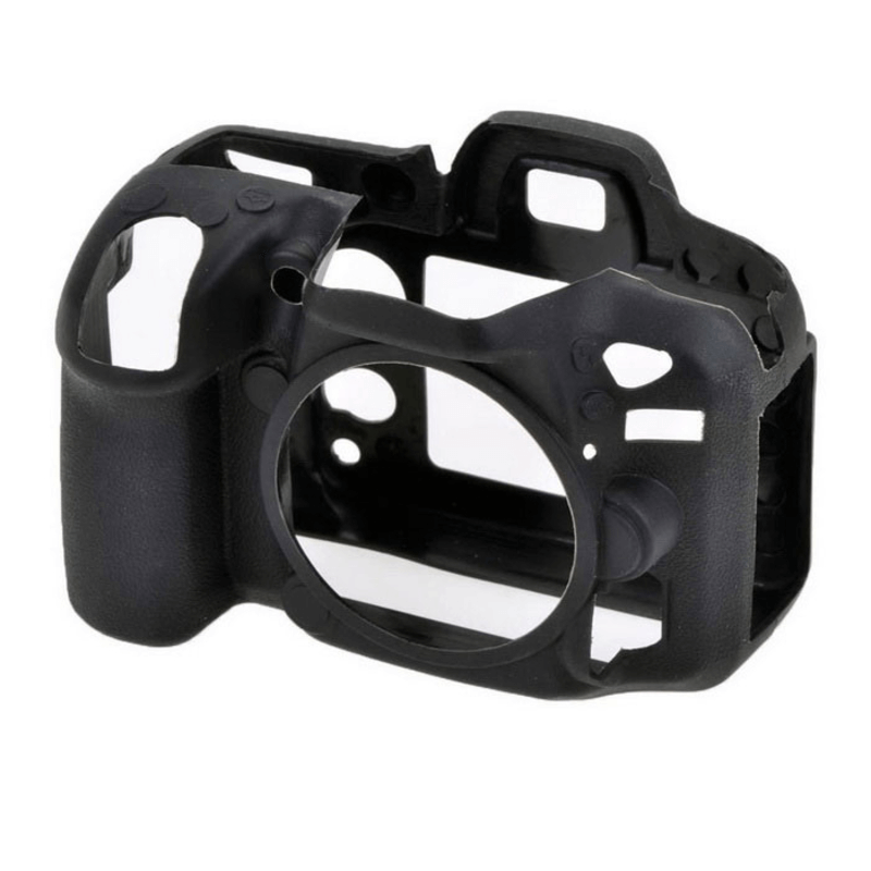 Silicone Rubber Protective Camera Body Cover For DSLR Camera