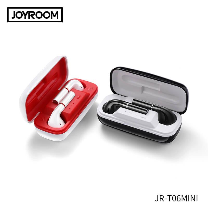 JOYROOM JR-T06MINI TWS WIRELESS EARBUDS (ORIGNAL)