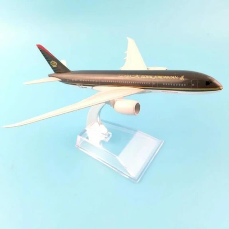 metal-airplane-royal-jordanian