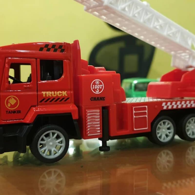 Alloy Crane Vehicle