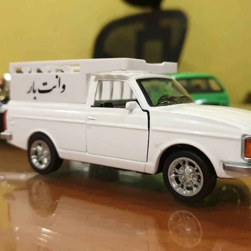 Alloy Arrow Pickup Truck