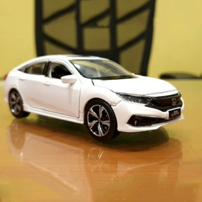 die-cast-honda-civic-2019-model