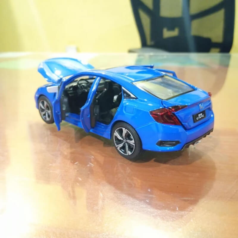 Die-Cast Honda Civic 2019 Model