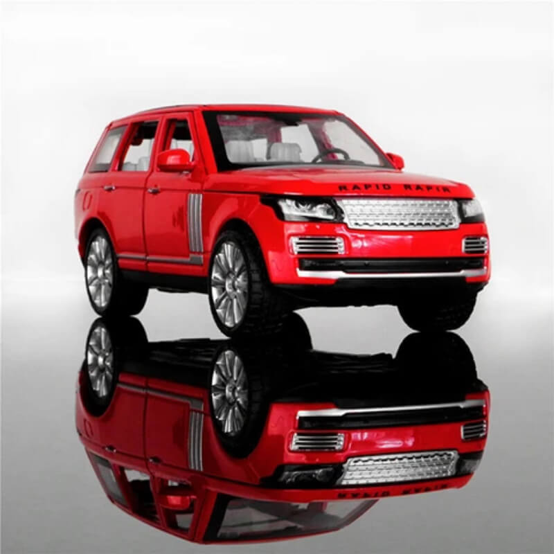 Metal Body Range Rover With Lights and Sound