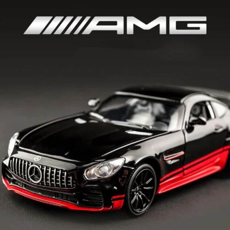 Buy Diecast Mercedes Benz AMG GTR In Pakistan