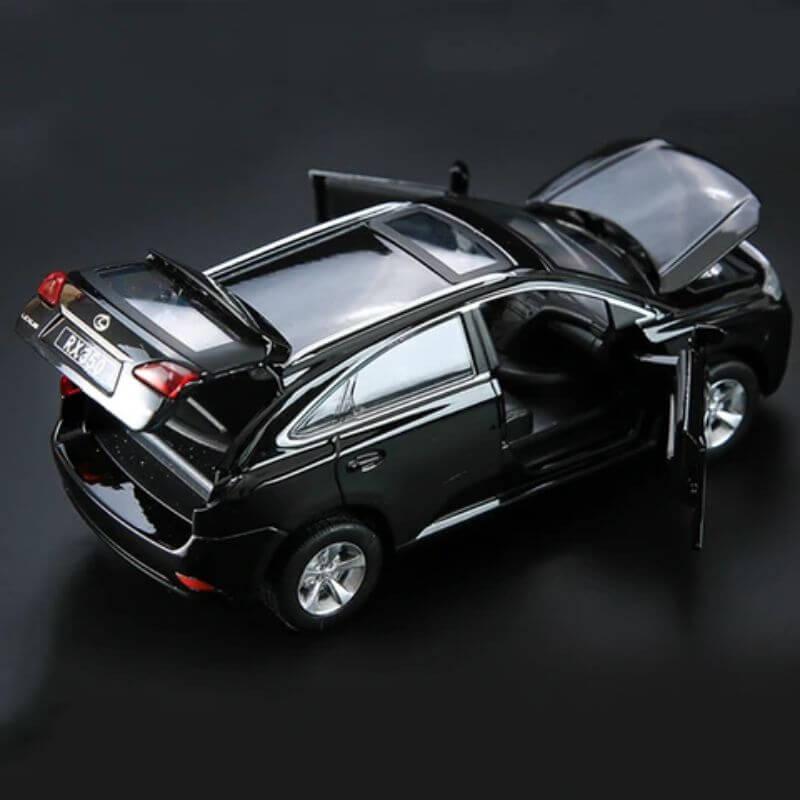 Metal Body Lexus RX350 SUV