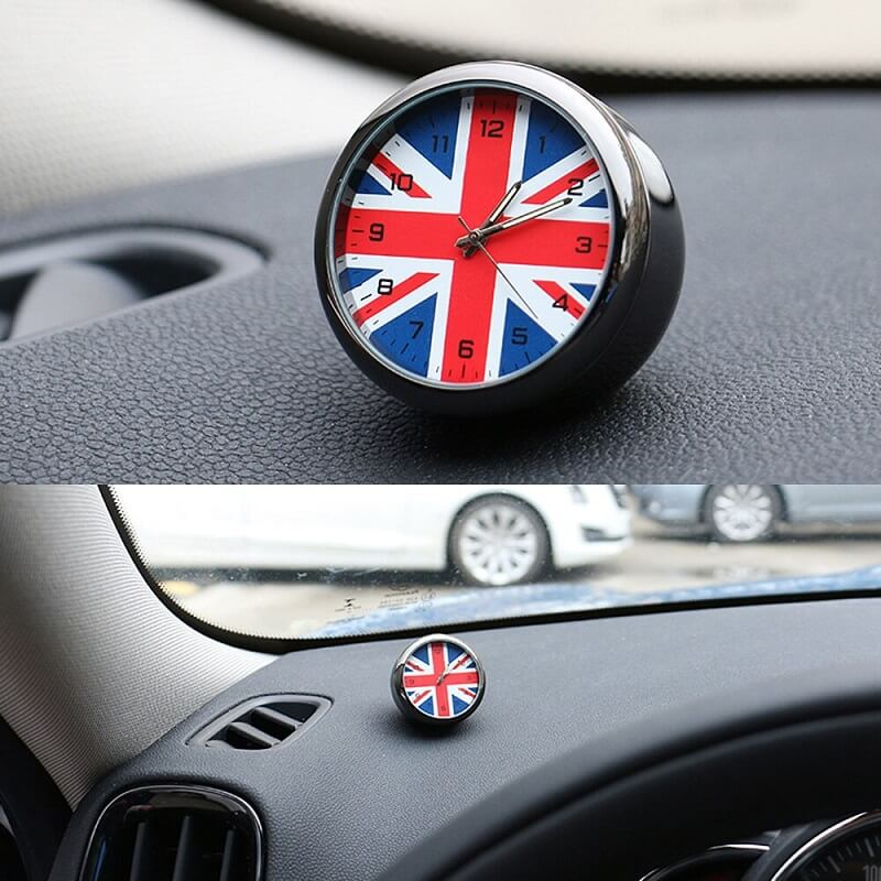 automotive-uk-flag-decoration-clock