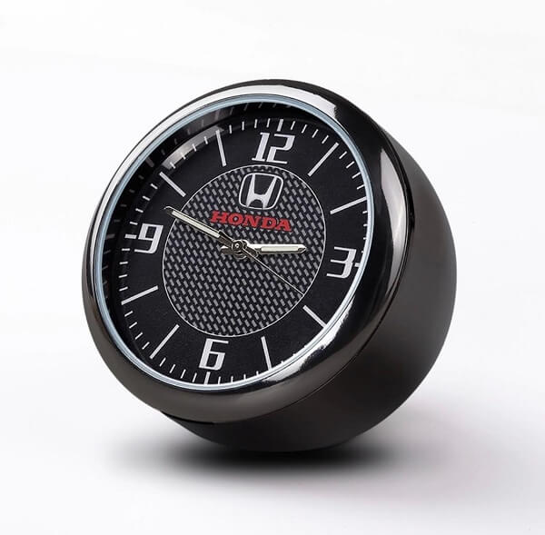 automobile-styling-ornament-clock-for-honda