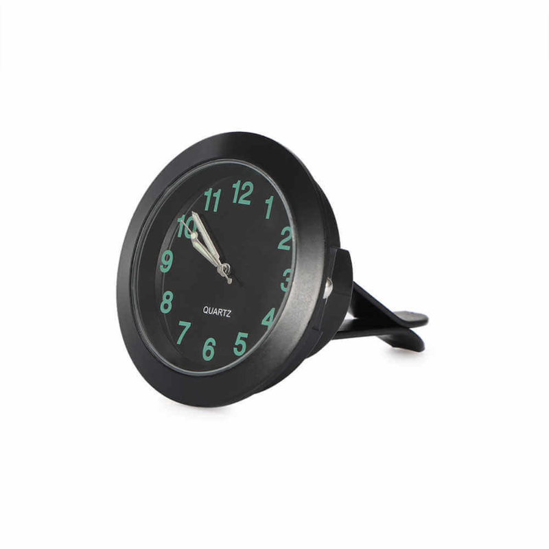 Auto Gauge Clock With Clip Car Styling