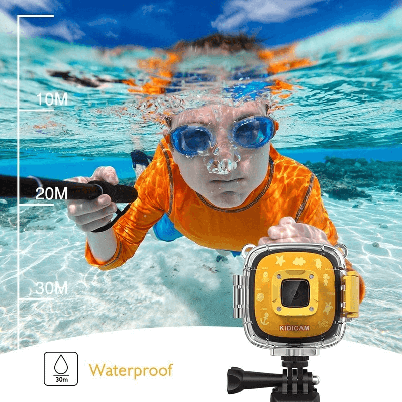 Kids Action Fun Camera-Water Proof