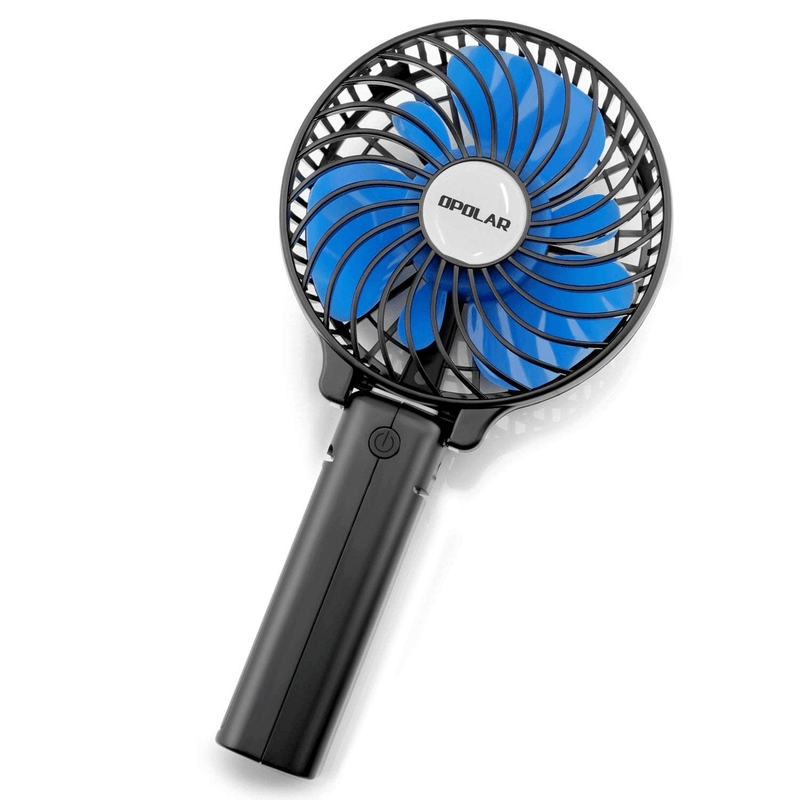 best-handheld-battery-fans