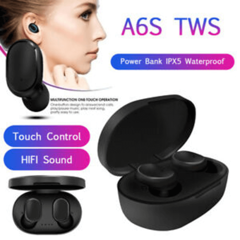 A6S-tws-stereo-airdots-wireless-bluetooth