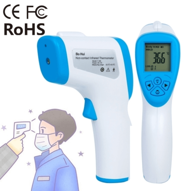wide-care-non-contact-digital-infrared-forehead-thermometer
