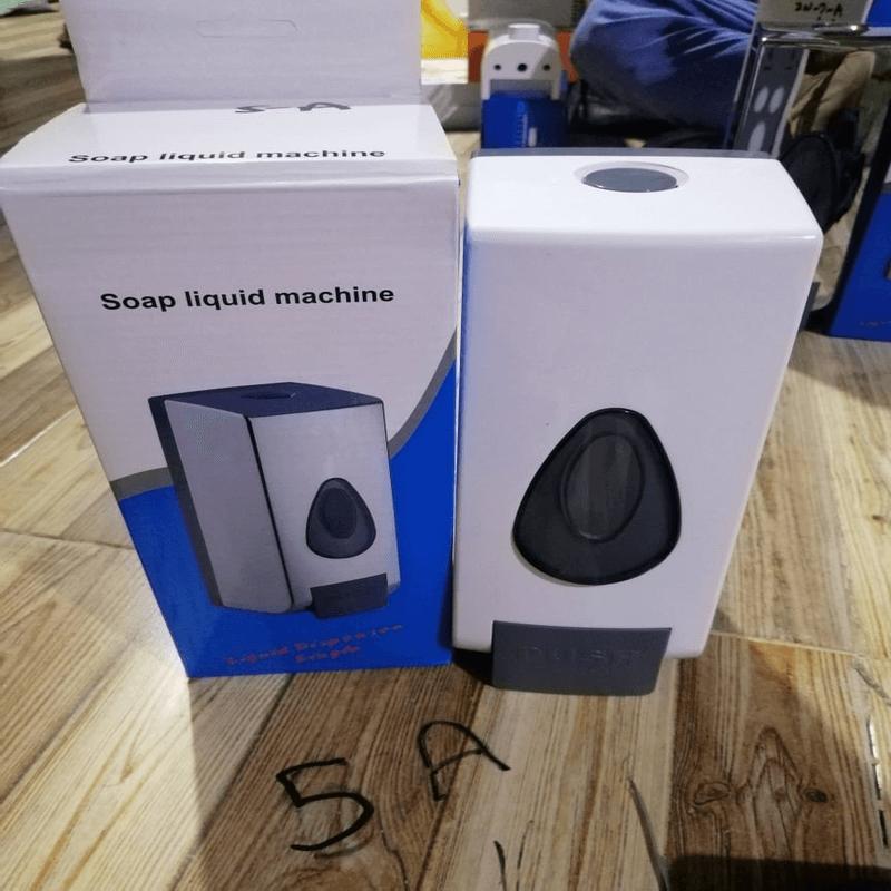 wall-mount-manual-soap-dispenser