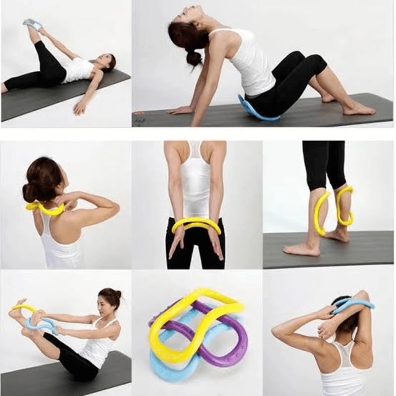 Yoga Ring Pilates Fitness Circle Training