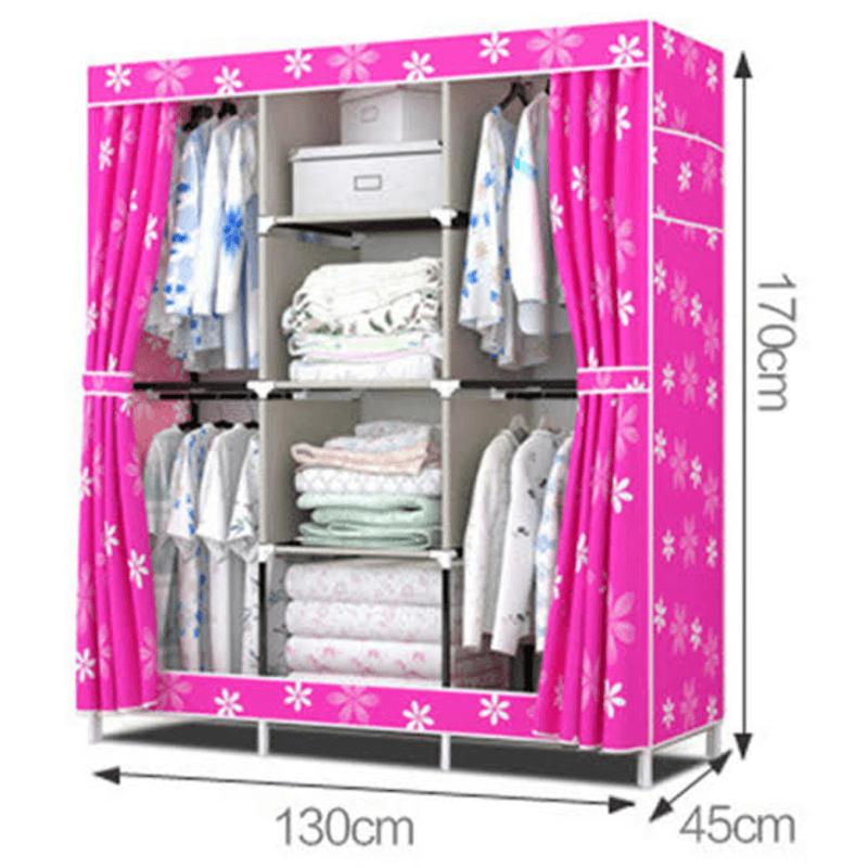 triple-portable-clothes-wardrobe-closet-cabinet