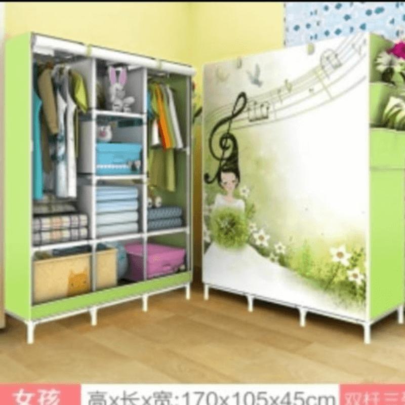 Cupboard Cloth Almari