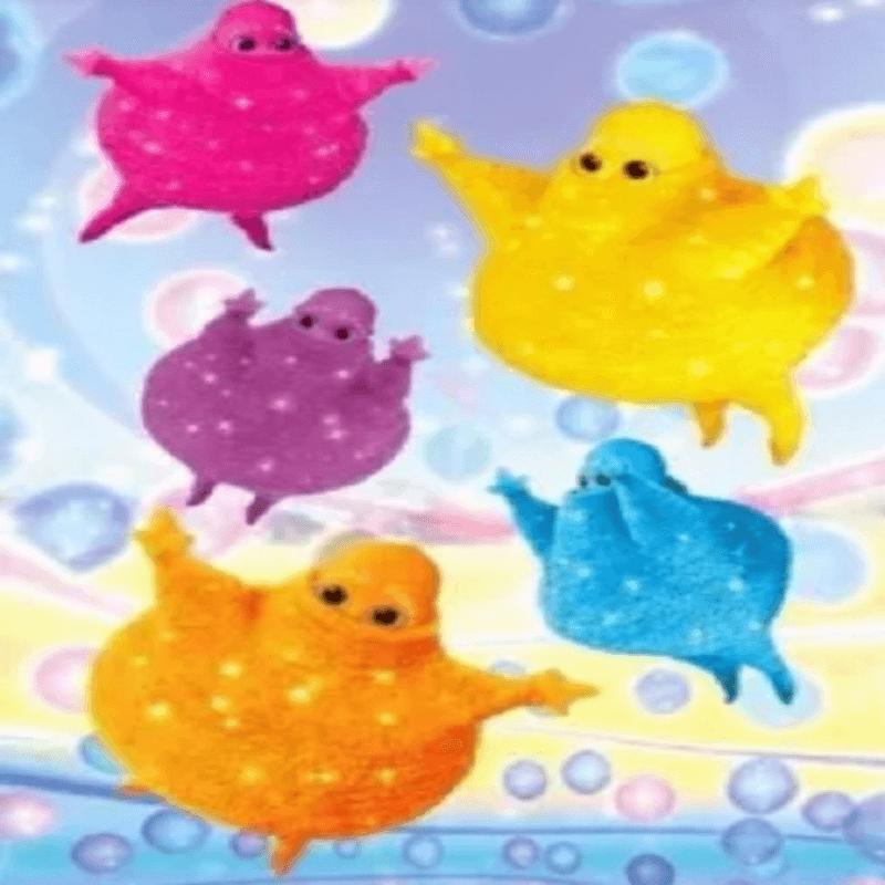 Boohbah Flip Flap Flop - Storybook For Kids