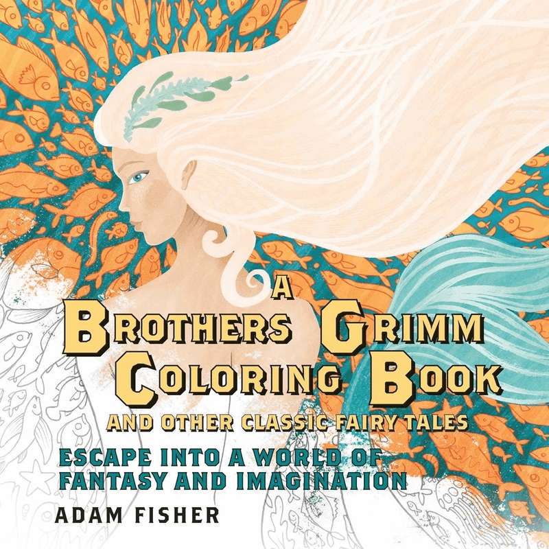 brothers-grimm-coloring-book-and-other-classic-fairy-tales