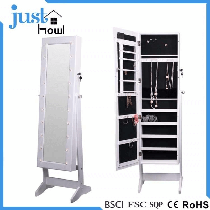 elegant-standing-coronal-mirror-Jewellery-cabinet-with-full-leng