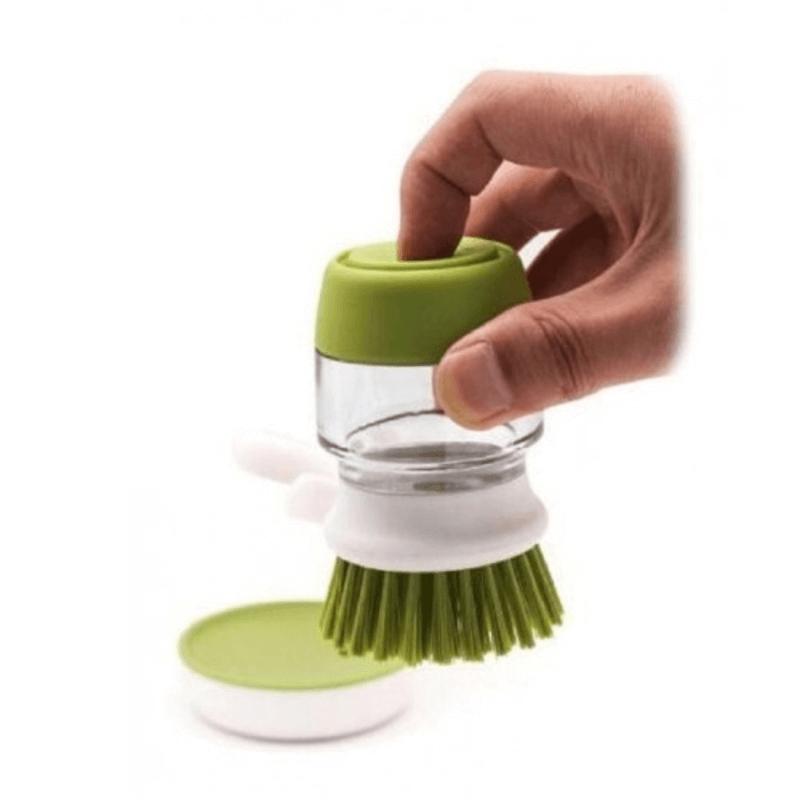 dish-washing-brush-with-washing-up-liquid-soap-dispenser-storage