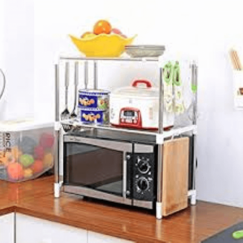 Over The Microwave Oven Organizer