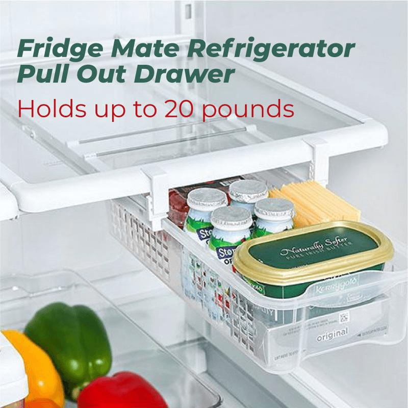 Fridge Mate Storage Drawer
