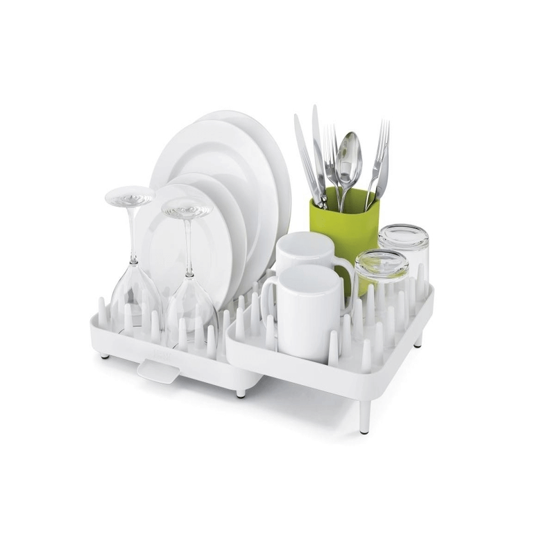 Connect Adjustable Dish& Utensils Drainer