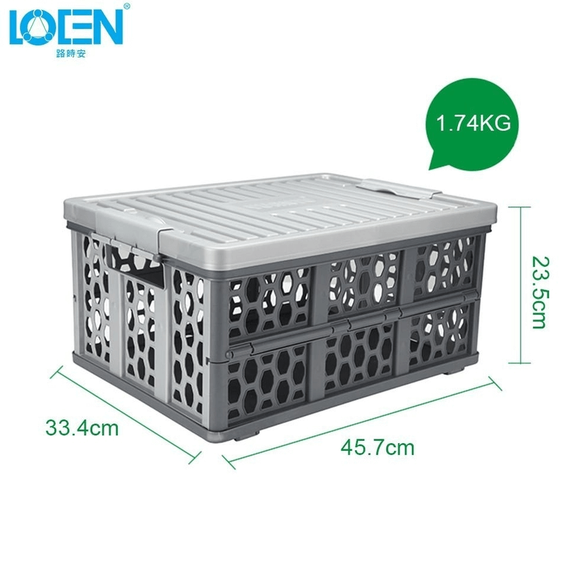 Foldable Multipurpose Storage Basket