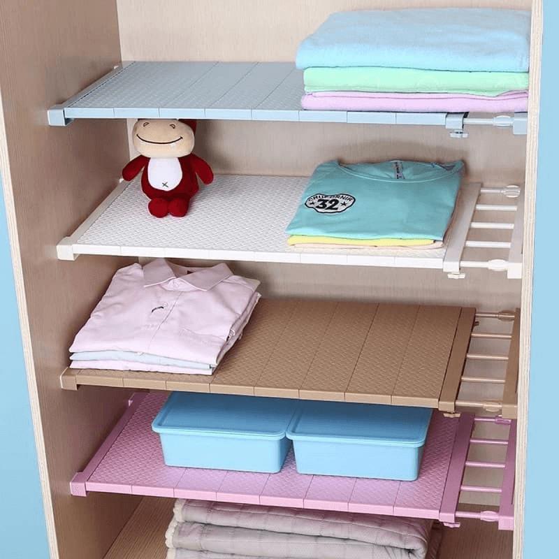 adjustable-closet-rackwall-mount