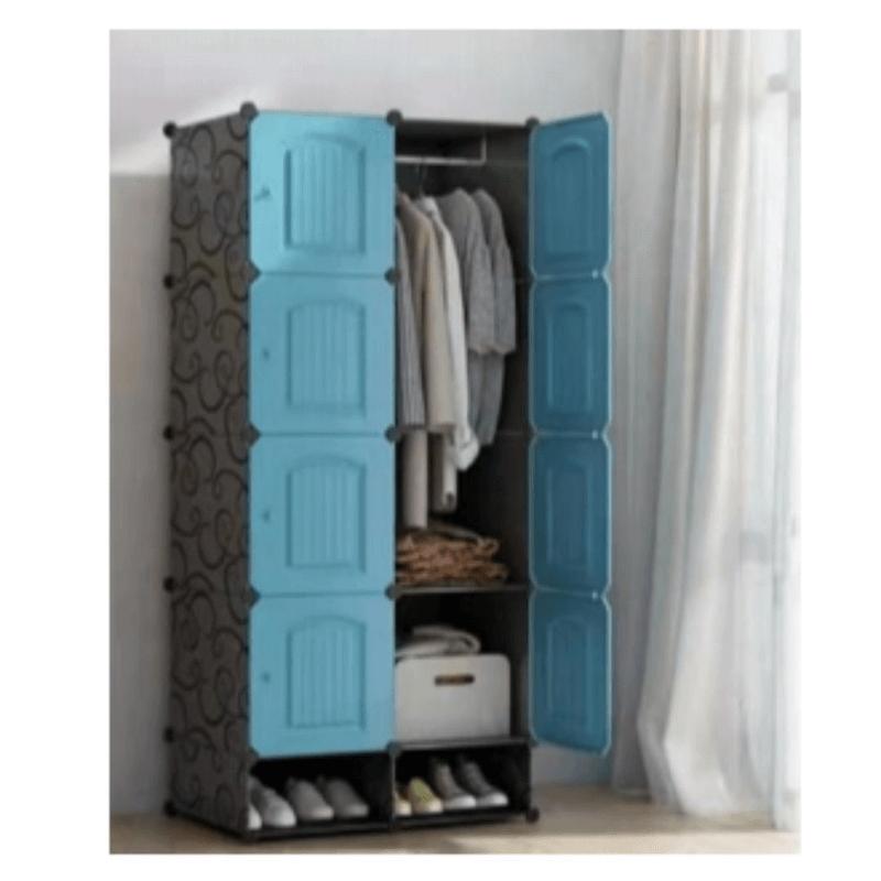 8-DIY-Door-Wardrobe-Blue