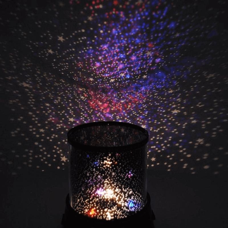 Star Master Romantic Night Lamp